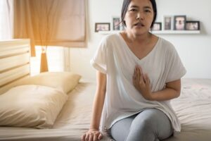 oreiller anti-reflux